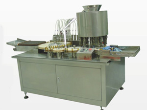 High Speed Filling and Sealing Machine