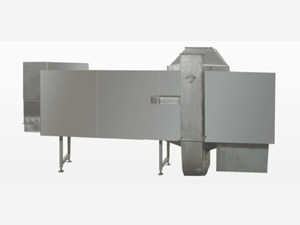 Tunnel Sterilization Oven